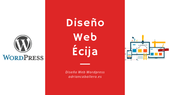 Diseño Web WordPress Écija