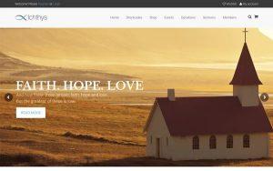 Diseño web iglesias economica