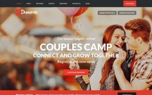 Diseño web para iglesias evangelicas